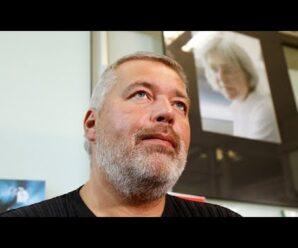 Дмитрий Муратов и Мария Ресса удостоены Нобелевской премии мира-2021 | 8.10.21